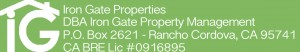 Iron Gate Property Management